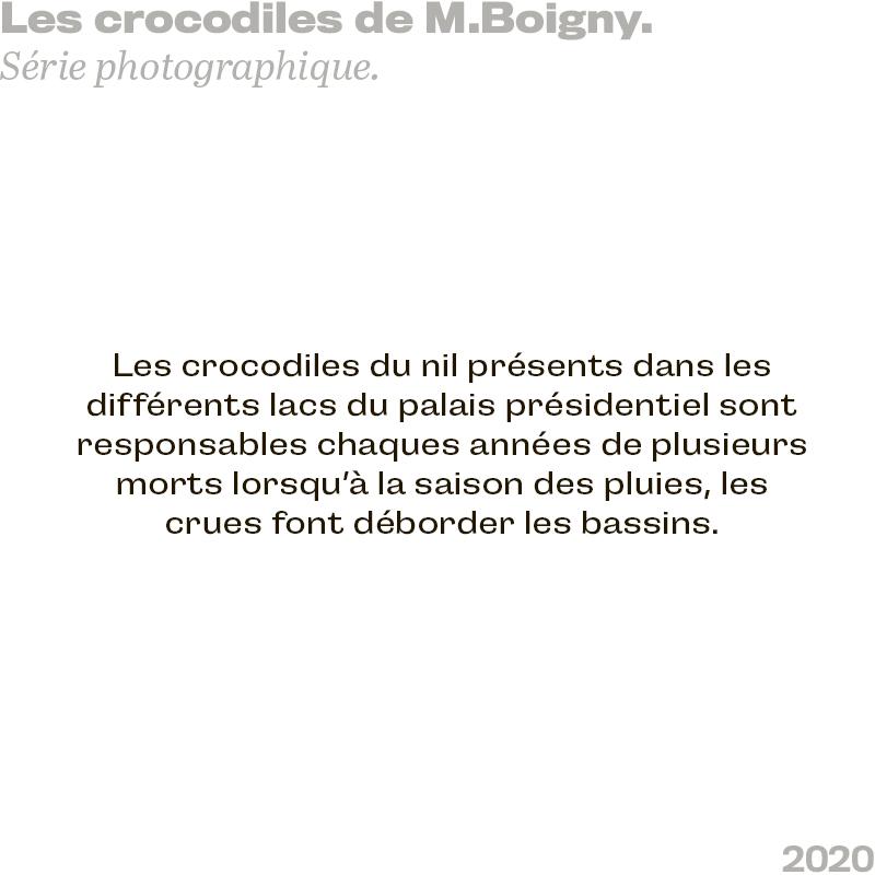 texte croco